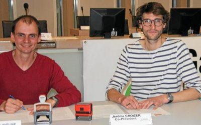 Lancement du partenariat entre Agrobio 35 et Galléco