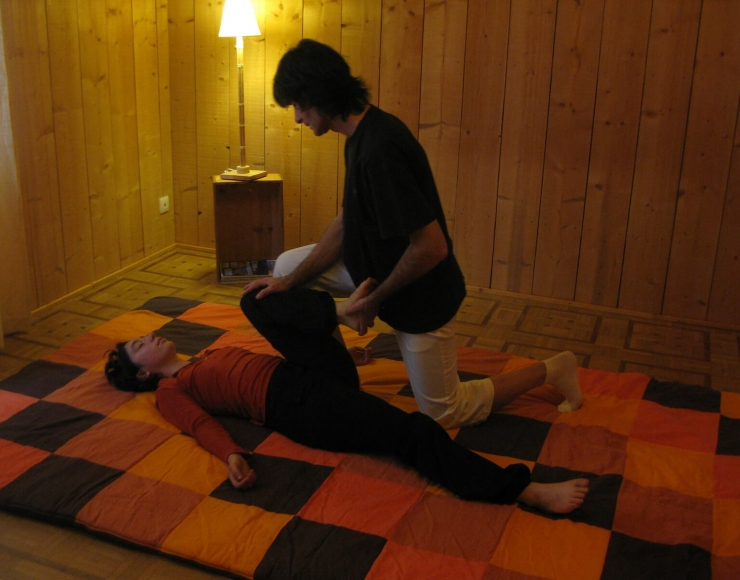 Massage Bien-être – Didier Jamet