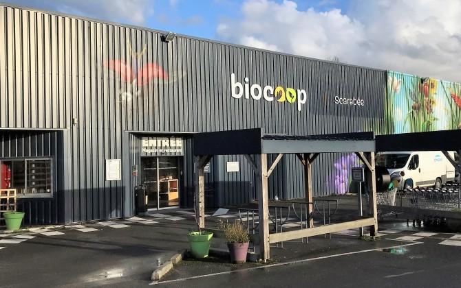 Scarabée Biocoop Cesson
