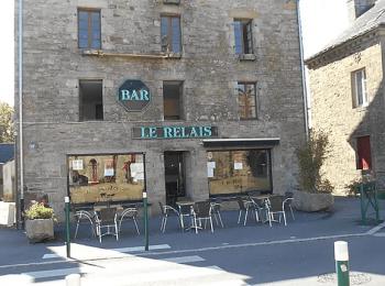 Le bar le Relais à Peillac