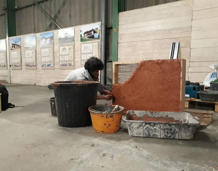 L'Écrouvis – Recyclerie de matériaux & Éco-construction