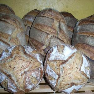 La pain de Rémi et Corentin